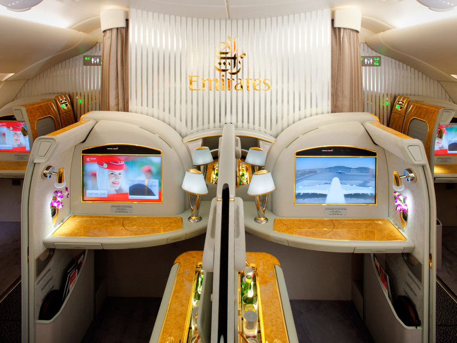 How to Get a $60,000 Emirates First-Class Flight for $300