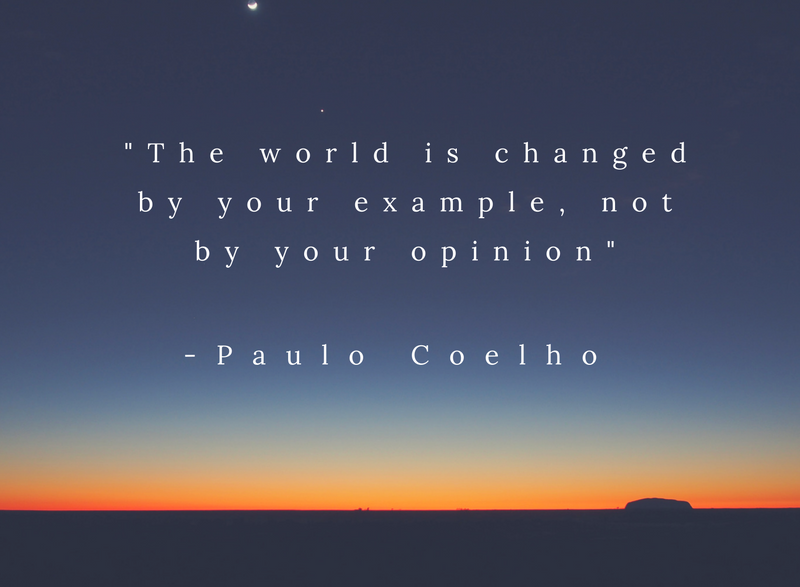 Paul Coelho Quote