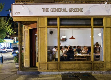 The General Greene